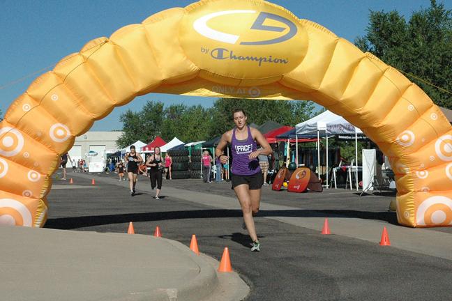 Joanna run